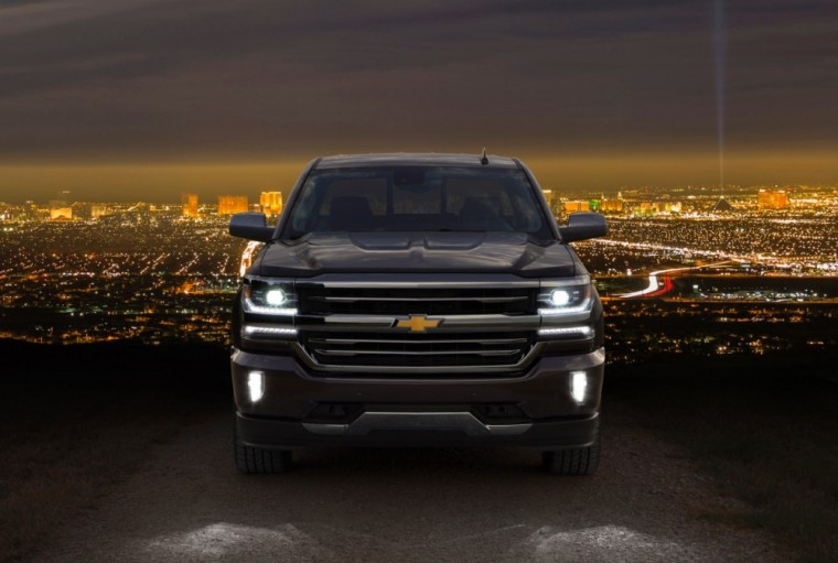 The 2016 Chevy Silverado 1500 is available with a 6.2-liter engine good for 420 horsepower