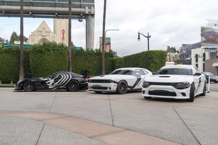 Dodge Star Wars Inspired Models