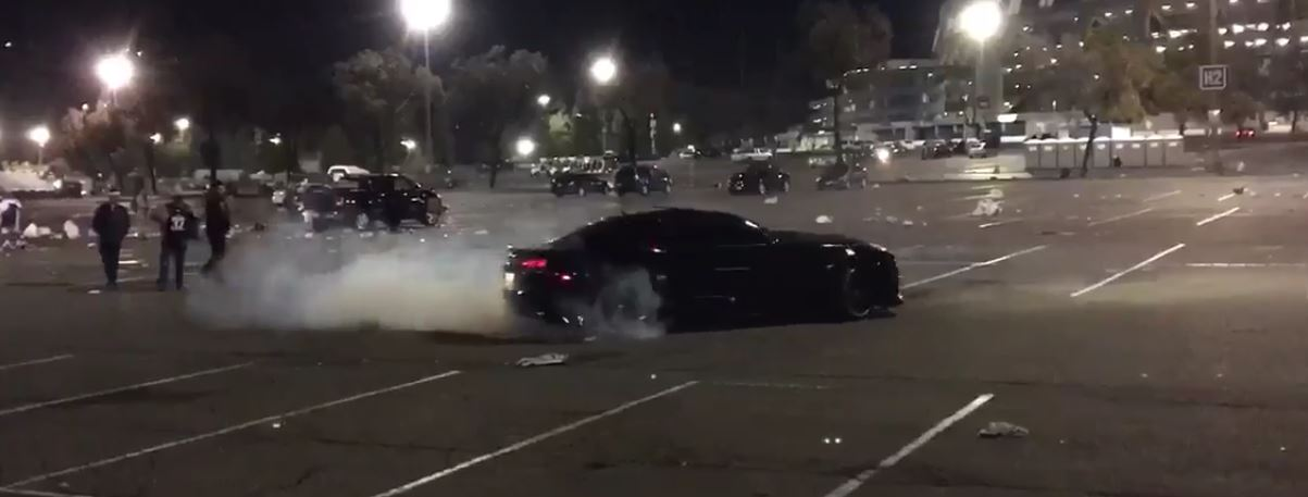 Chargers Eric Weddle Does Donuts After Possible Final
