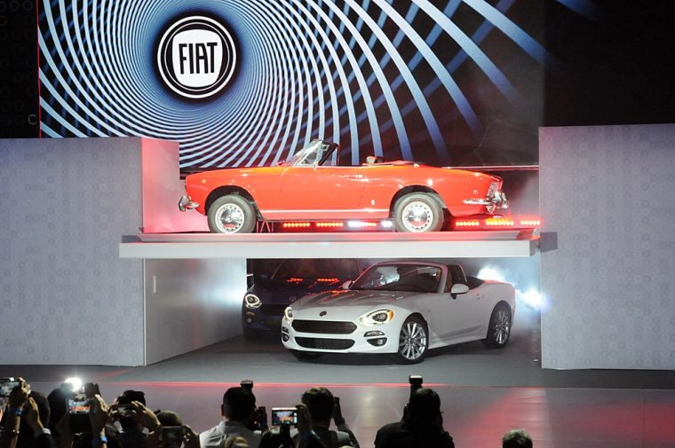 The Fiat FreakOut hasn't taken place in Detroit since 2007