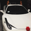 The Game, Justin Bieber, and Kylie Jenner all compete for prize of best Ferrari 458