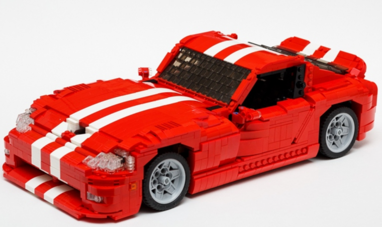 Lego Dodge Viper
