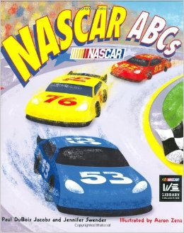 NASCAR ABC's by Paul DuBois Jacobs