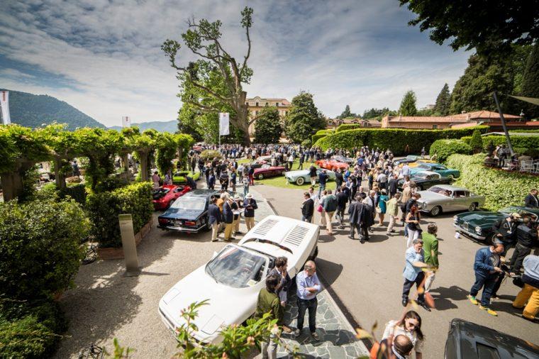 Concorso d'Eleganza Villa D'Este - BMW