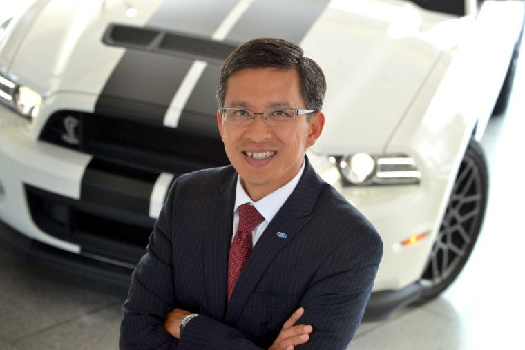Hau Thai-Tang Ford group vice president, Global Purchasing