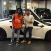 Rappr Schoolboy Q bought this McLaren 12C this year as a birthday present for himself