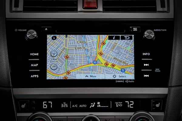 Subaru is offering 3 free years of SiriusXM Traffic and Travel Link and navigation software updates from HERE, on all models equipped with navigation
