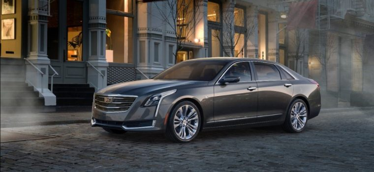 The 2016 Cadillac CT6 will be the company's new flagship sedan