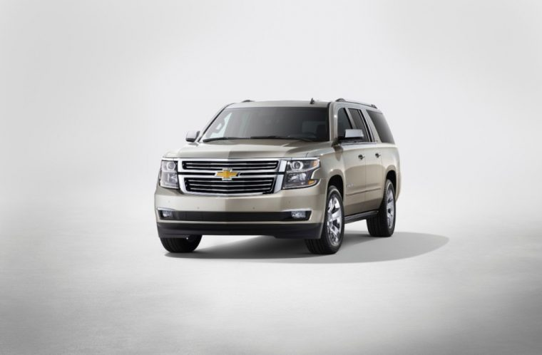 The 2016 Chevrolet Suburban features a starting MSRP of $49,700
