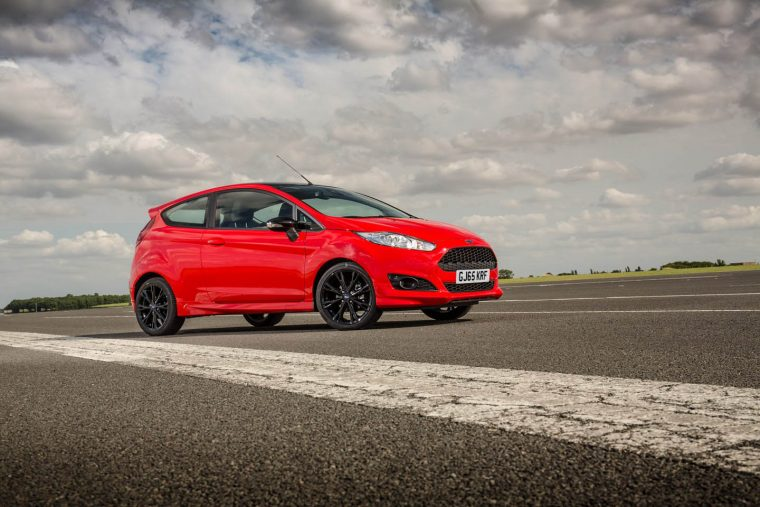 The Ford Fiesta is the UK best seller by a significant margin