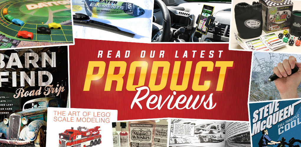 Check out The News Wheel's latest product reviews