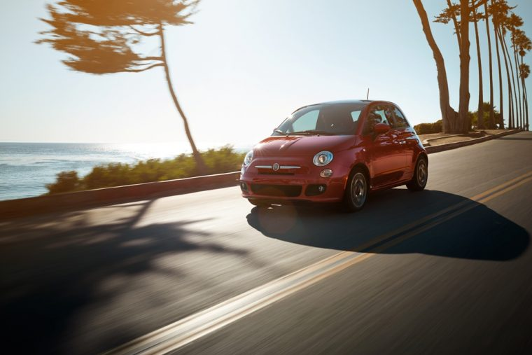 The 2016 Fiat comes with a new Easy trim level
