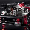 Toy Jeep Wrangler Engine