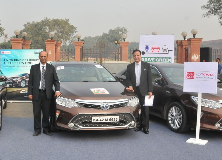 Toyota India green car campaign (1)