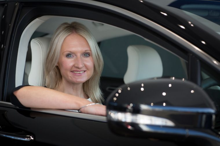 Vicky Allen - Vignale Manager