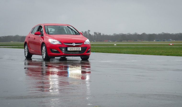 Top Gear Reasonably Priced Car Vauxhall Astra five-door