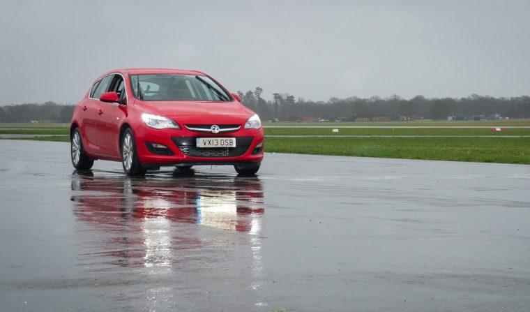Top Gear Reasonably Priced Car Vauxhall Astra five-door
