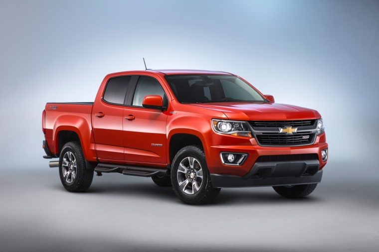 2016 Chevy Colorado 2.8-liter Duramax Turbo Diesel