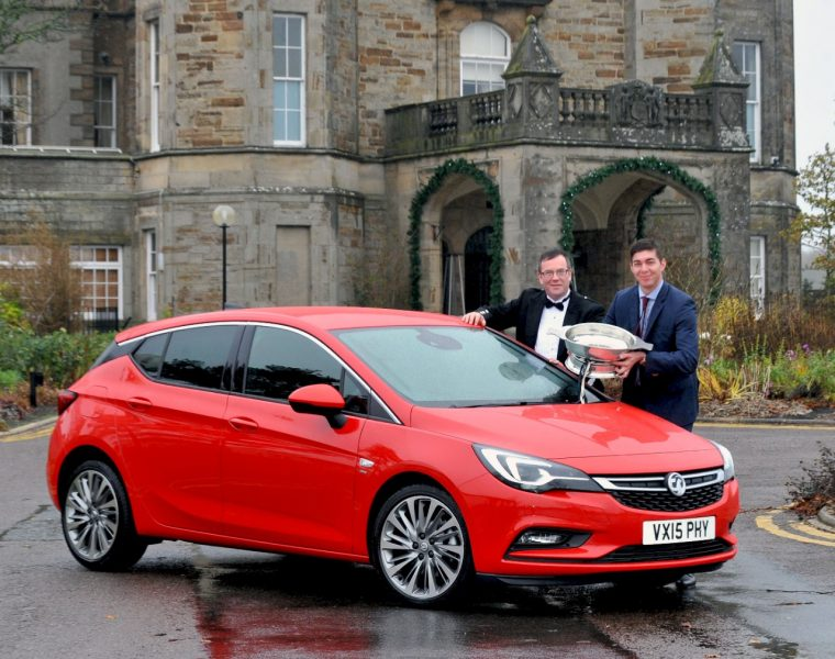 Vauxhall Astra wins Scottish Car of the Year