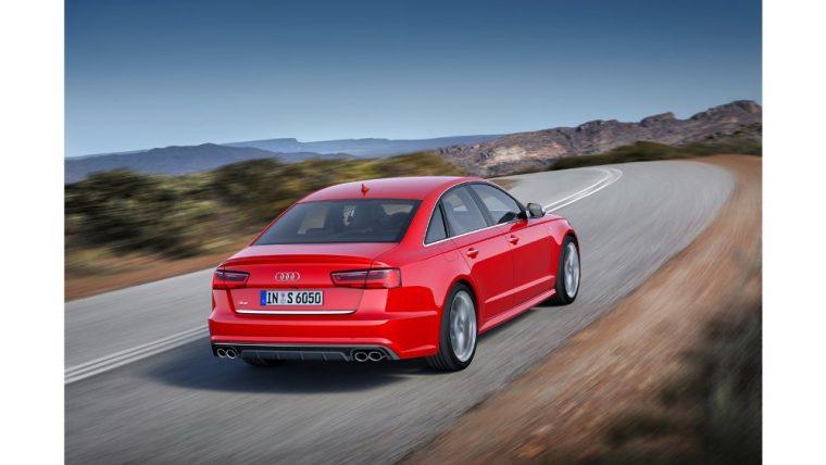 2016 Audi S6 European Model