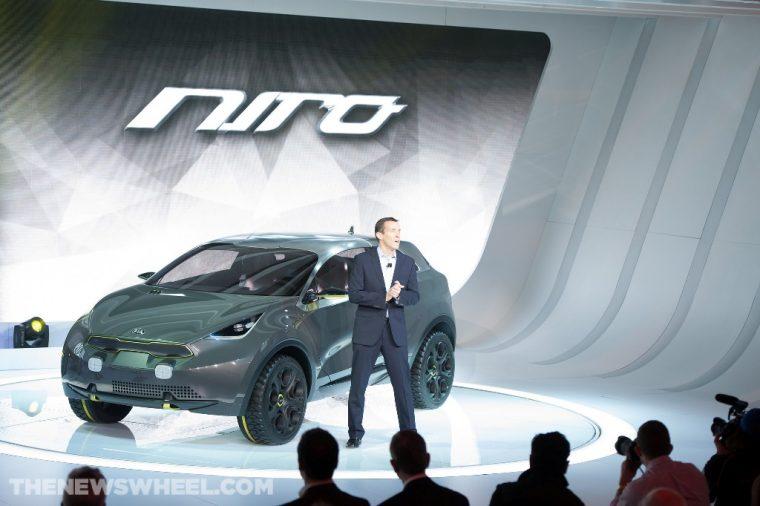 2014 Chicago Auto Show Press Conference