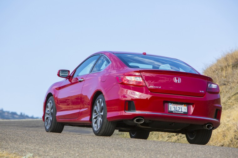 2015 Honda Accord EX-L V-6 Coupe