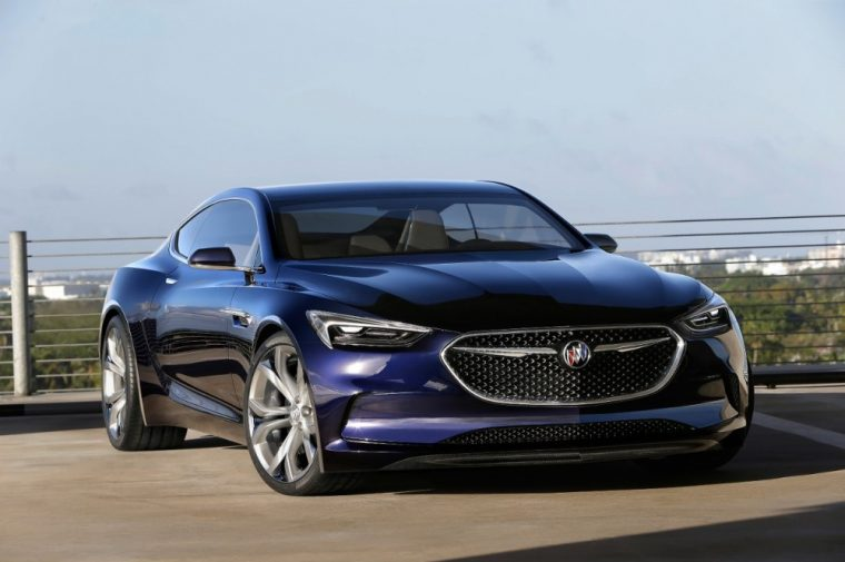 Buick recently revealed its new Avista Concept at the 2016 North American International Auto Show