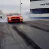 This 2016 Camaro SS completed a quarter mile in less than 10 seconds