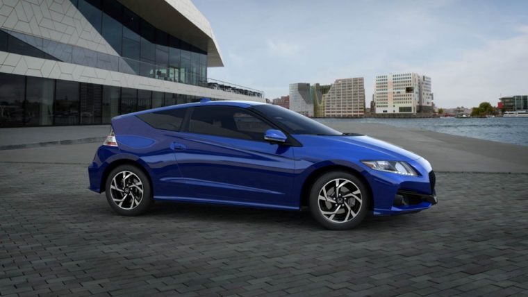 The 2016 Honda CR-Z features a starting MSRP of $20,295