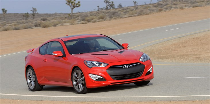 2016 hyundai genesis coupe overview the news wheel. Black Bedroom Furniture Sets. Home Design Ideas