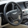 2016 Hyundai Genesis overview steering wheel