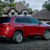 2016 Jeep Cherokee Overland Rear End