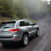 2016 Jeep Grand Cherokee Rear