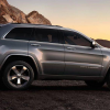 2016 Jeep Grand Cherokee Silhouette