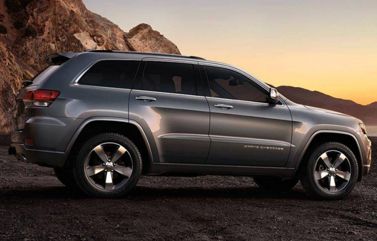 2016 jeep grand cherokee overview the news wheel. Black Bedroom Furniture Sets. Home Design Ideas