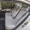 2016 Kia K900 Rear Seats