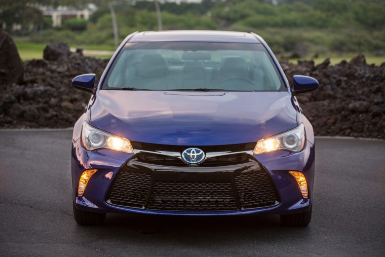 2016 Toyota Camry Hybrid arkadelphia police