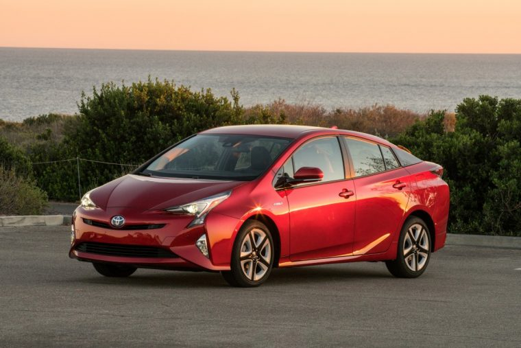 The Toyota Prius is one of Toyota's best-loved vehicles...and Toyota is one of the world's best-loved companies