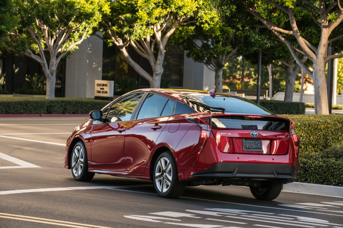 2016 Toyota Prius Four Touring The News Wheel