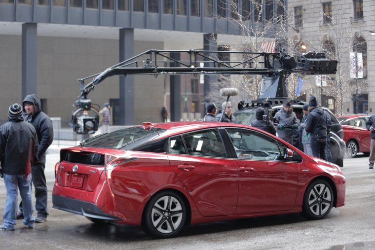 2016 Toyota Prius Super Bowl Commercial