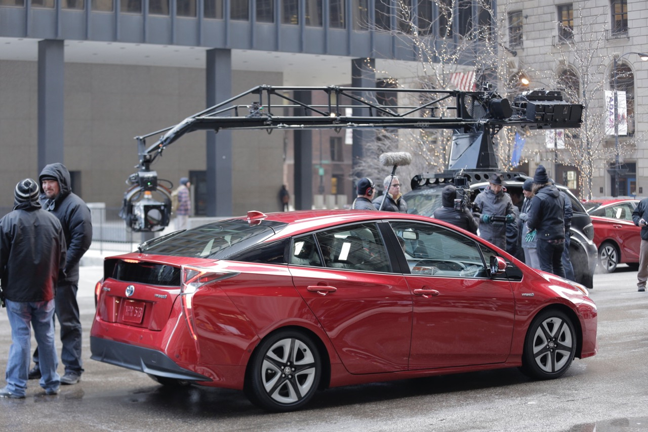 2016 Prius to Star in Toyota's Super Bowl Ad | The News Wheel