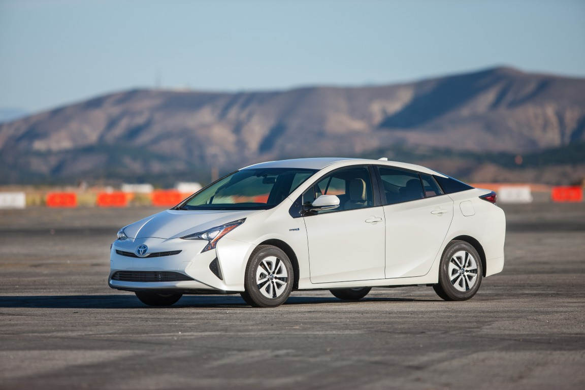 2016 Toyota Prius Two Eco 15 The News Wheel