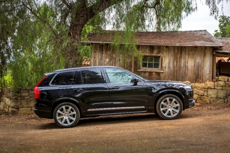 For the second time, the 2016 Volvo XC90 has been named the North American Truck of the Year award