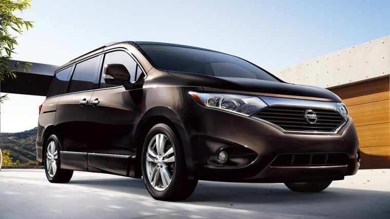 Air conditioning is a standard feature of the 2016 Nissan Quest