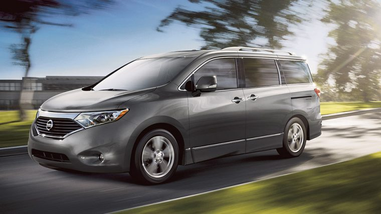 The 2016 Nissan Quest features a 3.5-liter DOHC 24-valve V6 engine