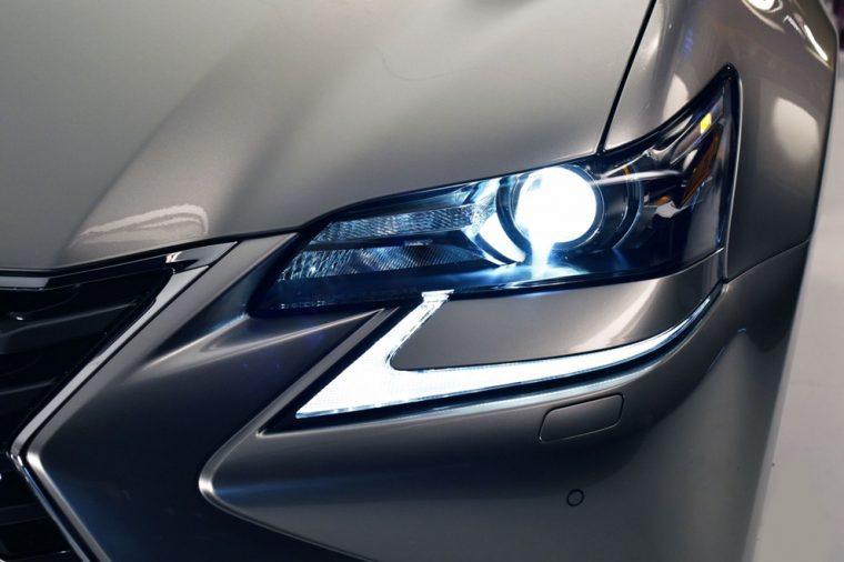 Lexus L-finesse design philosophy explained