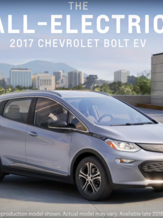 Gerry Lane Buick Gmc >> [REPORT] 2017 Chevy Bolt to Boast 235-Mile Range | The ...