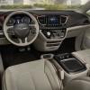2017 Chrysler Pacifica Dashboard Design