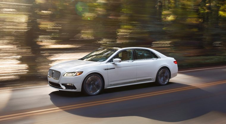 PSA: This is Not the 2016 Lincoln Continental, You Turkey - The News ...