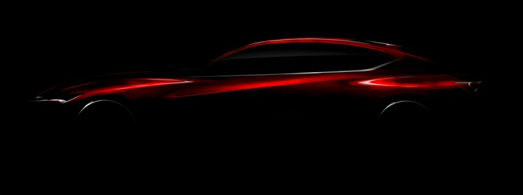Acura Precision Concept teaser photo